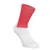 Socquettes POC Essential Road Sock - Flerovium Pink - Hydrogen White