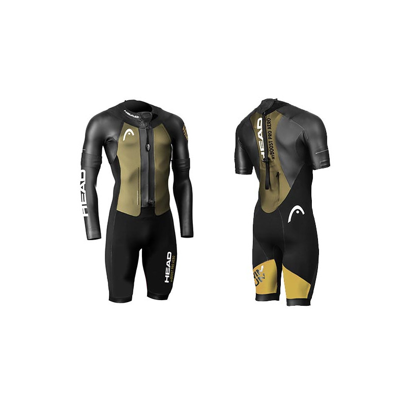 HEAD myBOOST Pro Aero Man - Combinaison Swimrun Homme