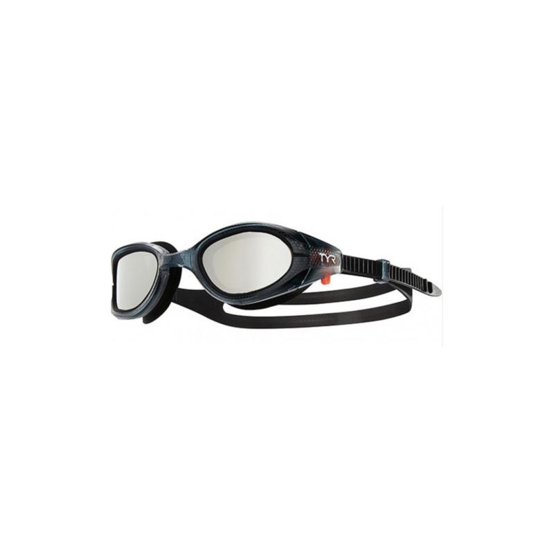Tyr Special OPS 3.0  Polarisées - Silver/Black - Lunettes Triathlon et Eau Libre